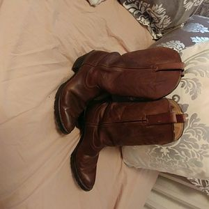 Women's Durango cowboy boots size 8